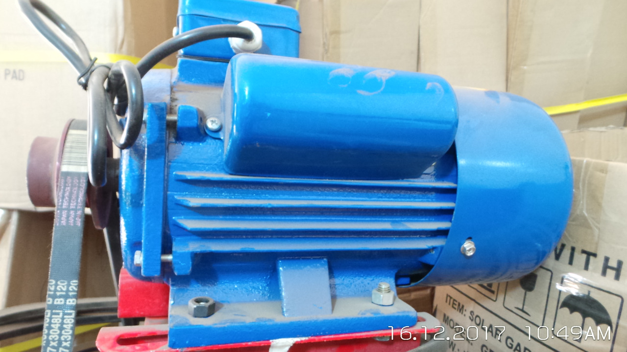 2.0hp Single Phase Motor 1400rpm Big Body – Alligator Electricals